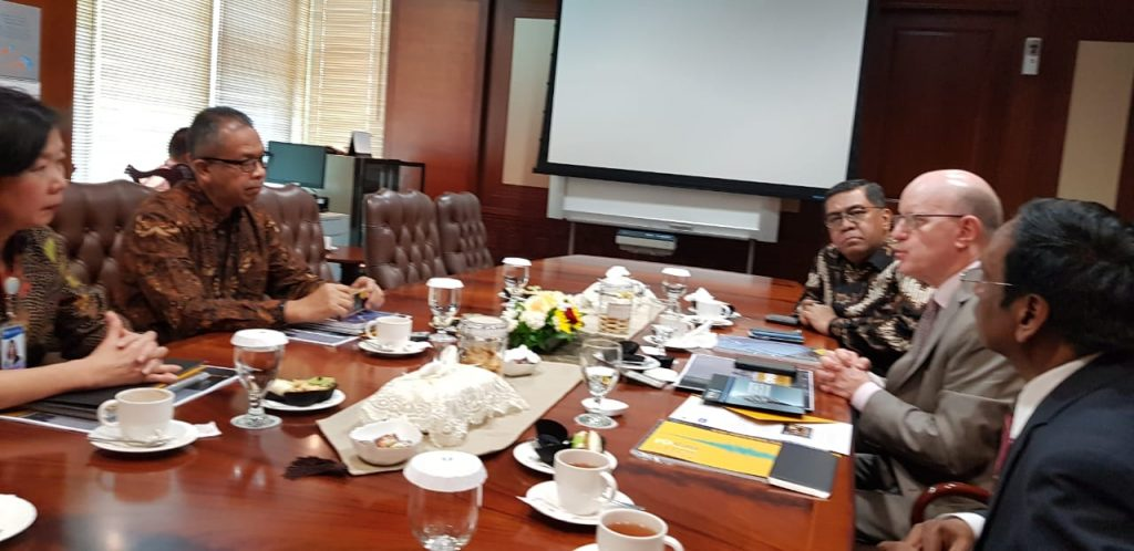 Indonesia Central Bank and GCEL Explore BankTech digital economy jakarta November 2019 pic 3