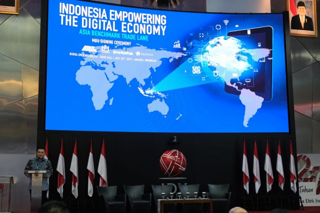 Indonesia Empowering digital economy GCEL e-commerce insurance July 2019 pic 2