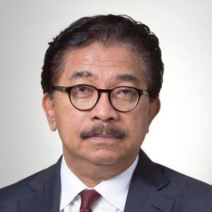 H.E. Tan Sri Abdul Rahman Mamat